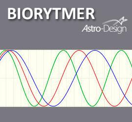 Biorytmer fra Astro-Design